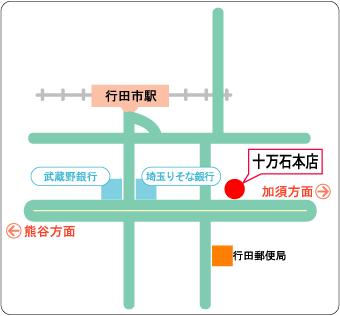十万石行田本店